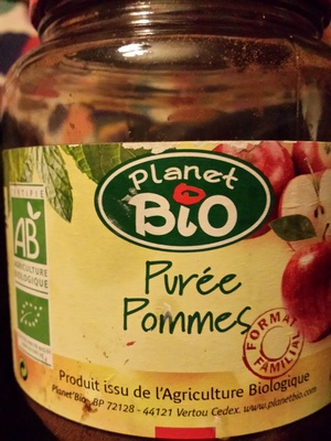 Purée pommes - Product - fr