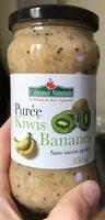 Purée kiwis bananes - Produit