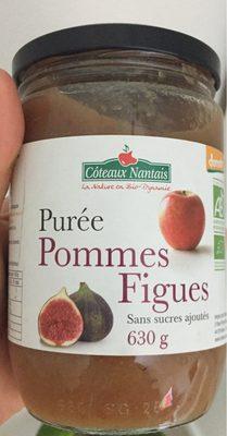 Purée Pommes/Figues - Produit