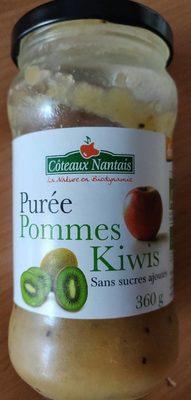 Purée pommes kiwis - Product