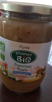 Purée Pommes Kiwis - Produit