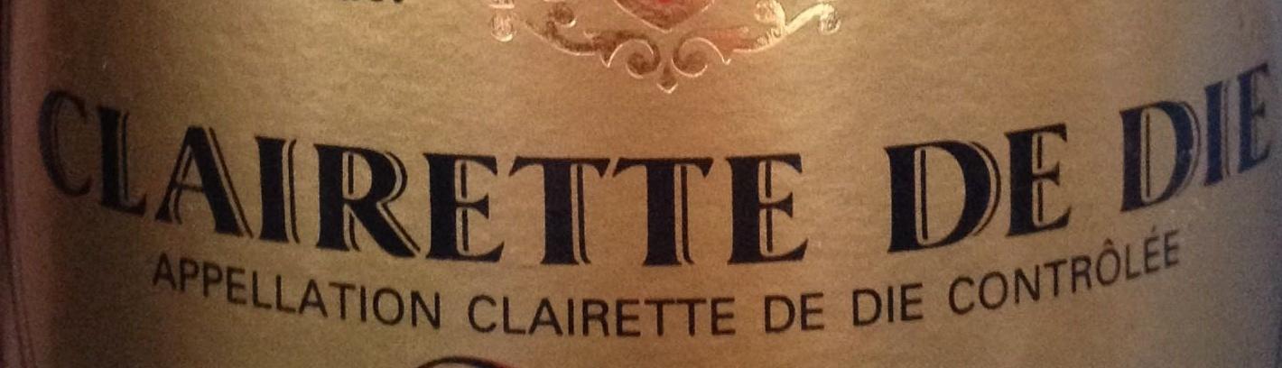 Clairette de Die Tradition - Ingrédients - fr