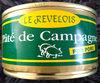 Le Revelois pâté de campagne pur porc - Produit