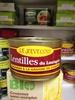 Lentilles du Lauragais - Produit