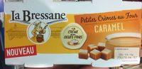 Petites crèmes au four caramel - Produit - fr