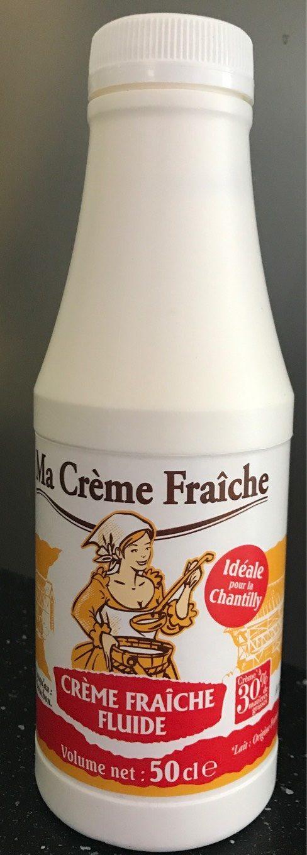 CRÈME FRAÎCHE FLUIDE - Produit
