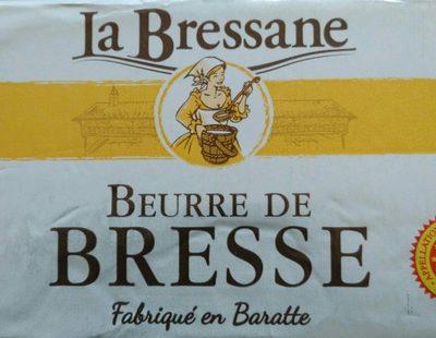 Beurre de Bresse - Produit - fr