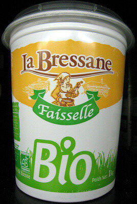 Faisselle Bio (4,5 % MG) - Produit