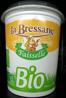 Faisselle Bio (4,5 % MG) - Produit - fr