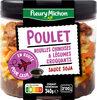 Poulet, nouilles chinoises & légumes croquants, sauce soja - Prodotto