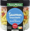 Saumon, gnocchetti, sauce ricotta épinards - Produit