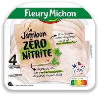 LE JAMBON ZERO NITRITE - 4 tr - Product