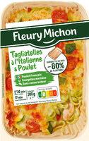 Tagliatelle à l'Italienne & Poulet - Produit - fr