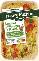Linguine à l'italienne & poulet - Product