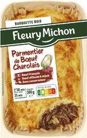 Parmentier de boeuf Charolais - Produkt - fr