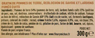 Tartiflette au Reblochon - 22