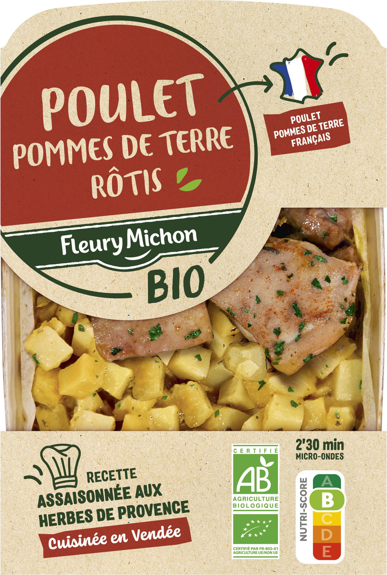 Poulet pommes de terre Rôtis - Prodotto - fr