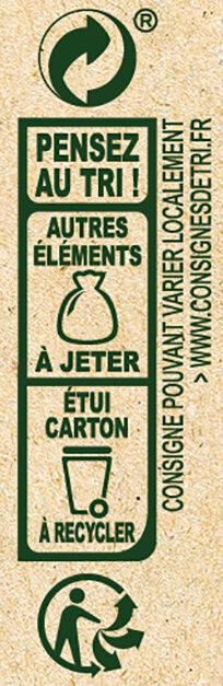 Poulet pommes de terre Rôtis - Istruzioni per il riciclaggio e/o informazioni sull'imballaggio - fr