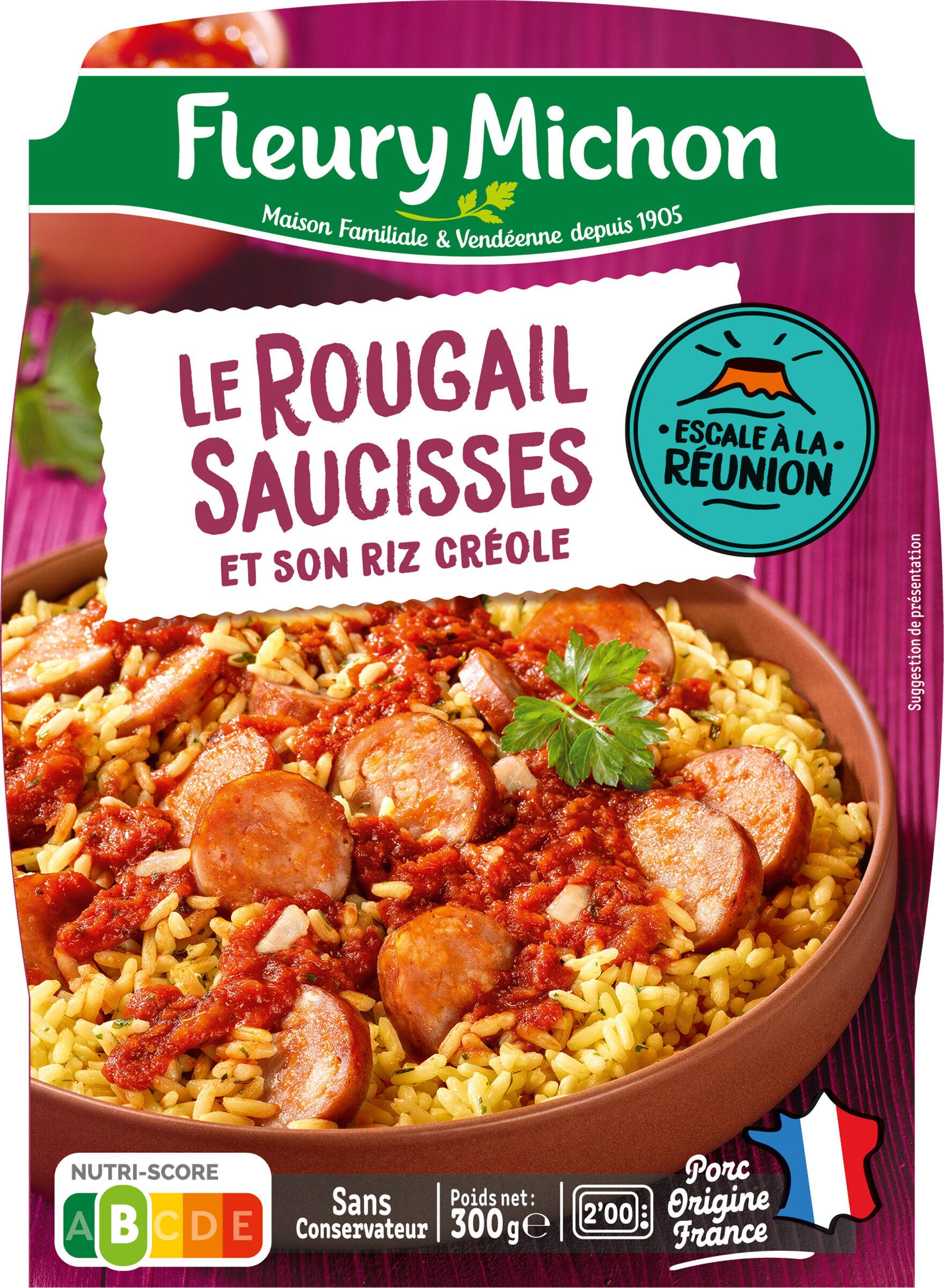Le rougail saucisse et son riz créole - Prodotto - fr