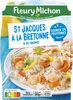Saint-Jacques à la Bretonne & riz Basmati - Produit