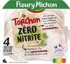 Le Torchon Zéro Nitrite 4 tranches - Produit