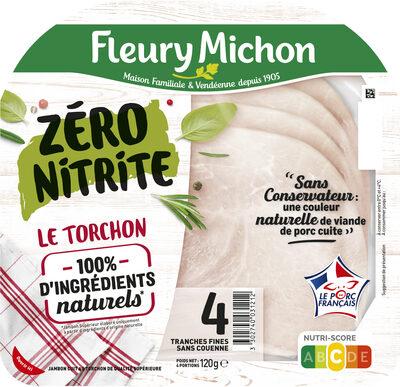 Le Torchon Zéro Nitrite - Prodotto - fr