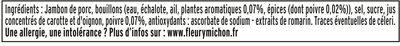 Le Torchon Zéro Nitrite - Ingredienti - fr