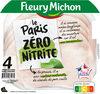 Le Paris Zéro Nitrite 4 tranches - Product