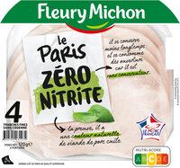 Le Paris Zéro Nitrite 4 tranches - Produkt - fr