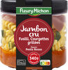 Jambon cru, fusilli, courgettes grillées, sauce pesto rosso - Product