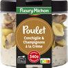 Poulet Conchiglie & Champignons à la Crème - Produit