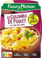 Le colombo de Poulet et son riz long - Prodotto - fr
