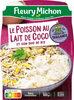 Le Poisson au lait de coco et son duo de riz - Prodotto
