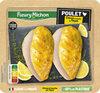 Poulet - Citron & touche de Thym - Product