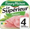 Jambon Le supérieur nature - Prodotto