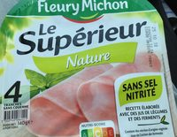 Jambon le superieur nature - Product