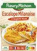 Escalope Milanaise et Spaghetti Tomate - Produit
