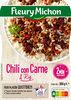 Chili con carne et riz blanc - Product