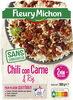Chili con carne & riz - Product