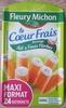 Le Cœur Frais Fromage Ail et Fines Herbes - Product