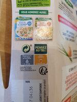 Risotto au poulet & cèpes à la crème fraîche - Instruction de recyclage et/ou informations d'emballage - fr