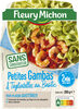 Petites Gambas Concassé de Tomates Tagliatelles au Basilic - Produit