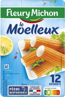 Le bâtonnet Moelleux - 12 bâtonnets - Product - fr