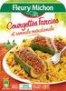 Courgettes farcies & semoule méridionale - Product