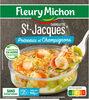 Cassolette St-Jacques Poireaux et Champignons - Produit