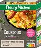 Couscous à la Marocaine et ses petits légumes - Product