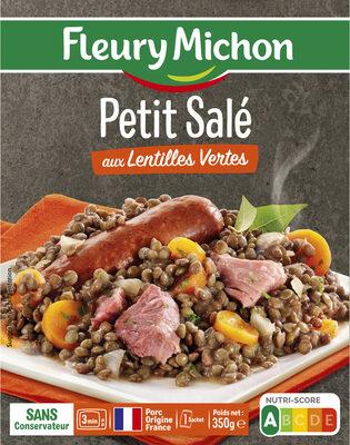 Petit Salé aux lentilles vertes - Produkt - fr
