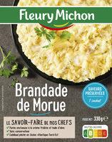 Brandade de Morue à la Crème Fraîche - Produit