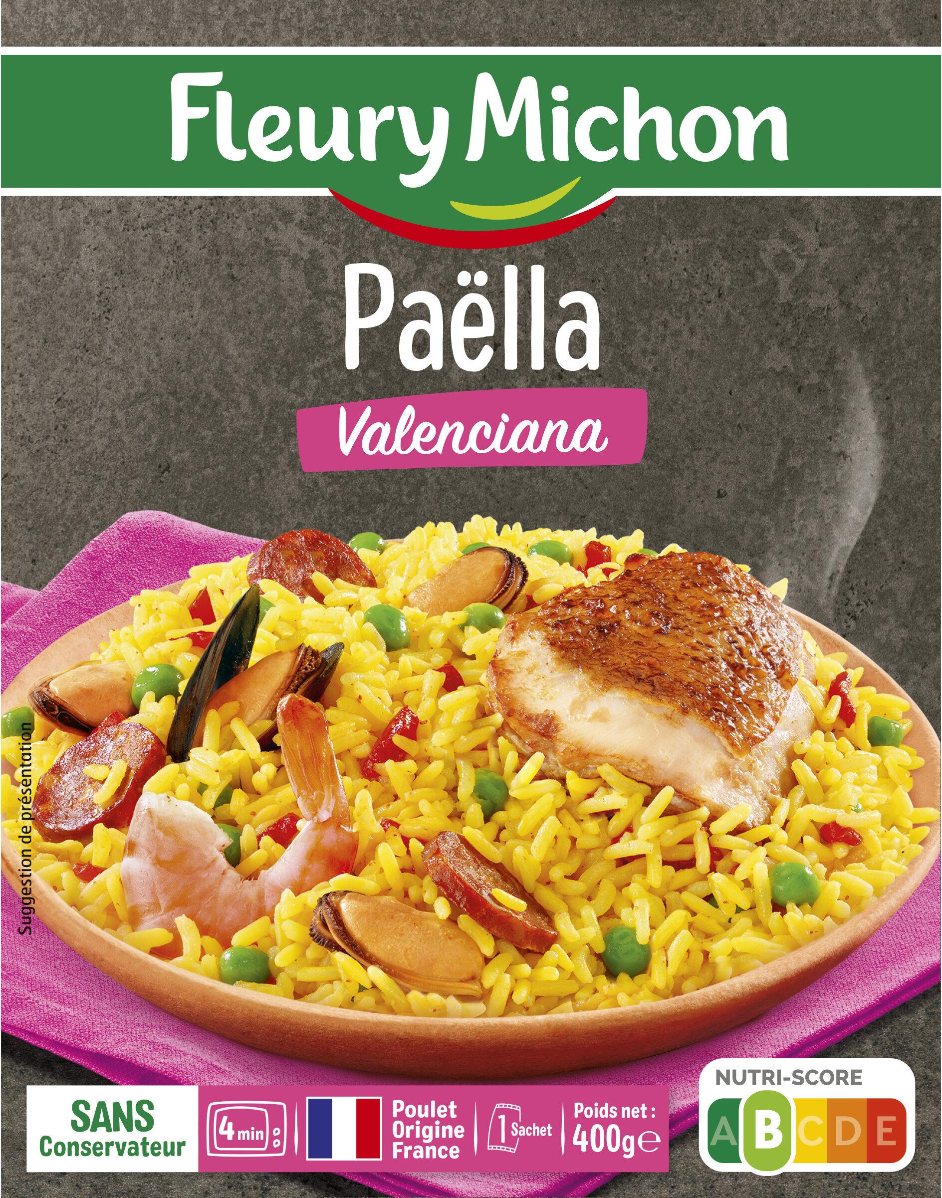 Paëlla Valenciana - Product - fr