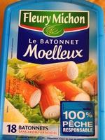 Le Bâtonnet Moelleux (18 Bâtonnets) - Product - fr